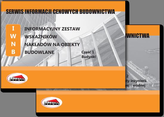 Wskaźniki Nakładów na Obiekty Budowlane i Inżynieryjne