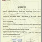 Referencje Mazowieckiej Okręgowej Izby Inżynierów Budownictwa - Oddział Radom